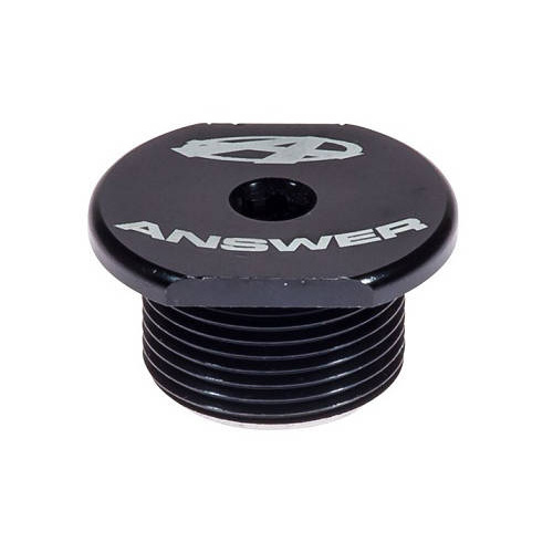 ANSWER Export Dagger Top Cap (Black)