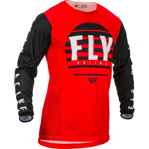 FLY 2020 Kinetic K220 Jersey (Youth Red/Black/White)