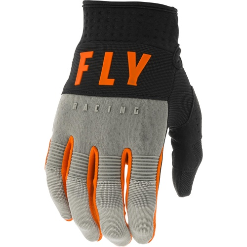 FLY 2020 F-16 Glove (Youth Black/Grey/Orange)