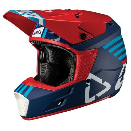 LEATT 2019 GPX 3.5 V19.2 Helmet (Ink/Blue)