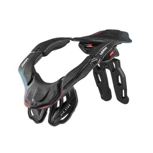 LEATT 2021 DBX 6.5 Neck Brace (Carbon/Hologram)