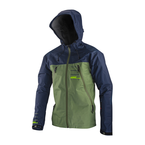 LEATT 2021 MTB 5.0 All Mtn Jacket (Cactus)