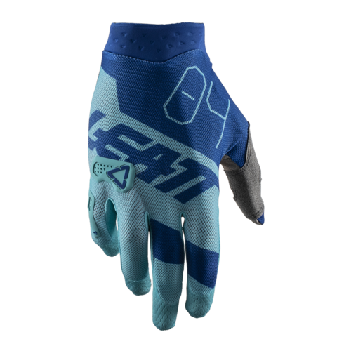 LEATT 2020 GPX 2.5 X-Flow Glove (Blue/Aqua)
