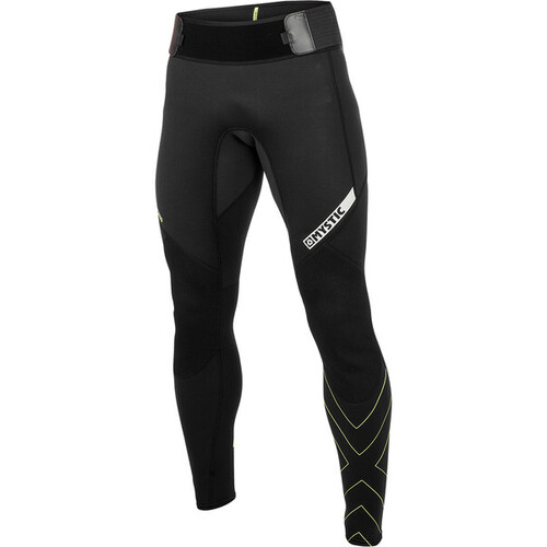MYSTIC MVMNT 1.5mm Neoprene Pants (Black) - M