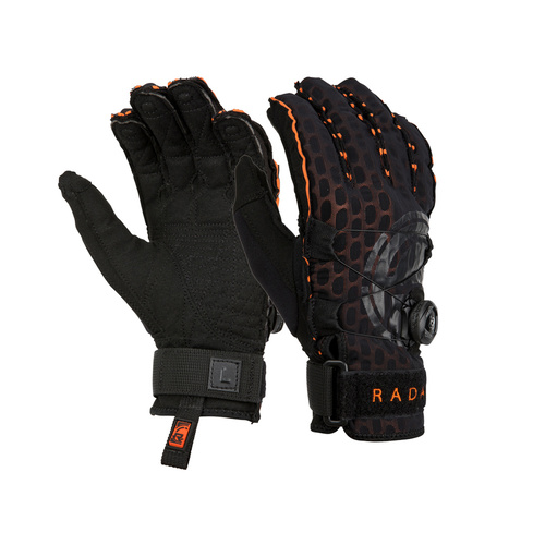 RADAR 2020 Vapor-A BOA Inside-Out Glove (Black/Blue)