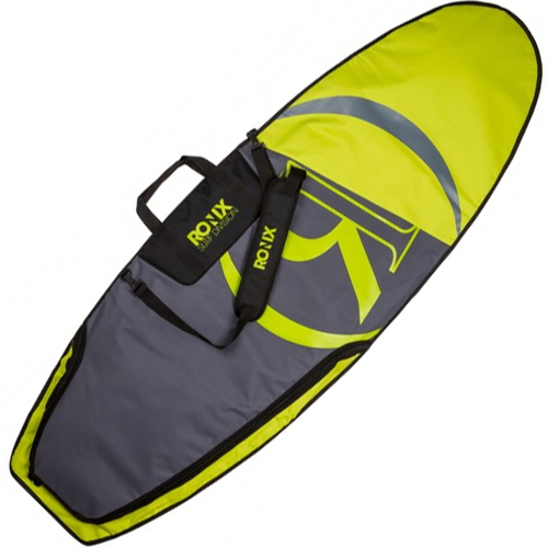 RONIX Dempsey Surf Bag (Black/Yellow)