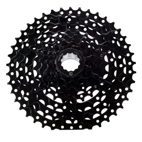 BOX FOUR 8 Speed 11-42T Cassette Black